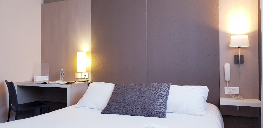 Chambre Simple ou Double Confort